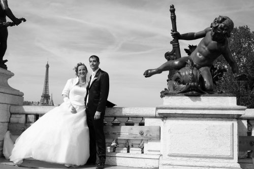Photographe mariage - Dominique  MAJ-AUTRIVE - photo 11