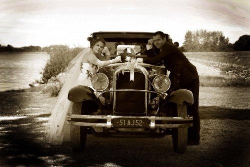 Photographe mariage - Le Studio de Cathy - photo 4