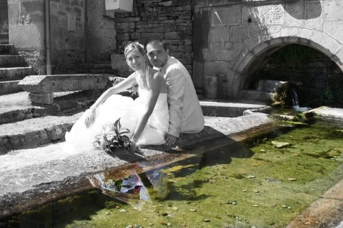 Photographe mariage - Le Studio de Cathy - photo 13