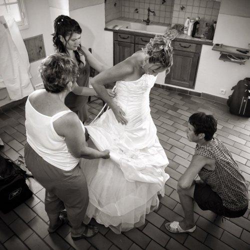 Photographe mariage - Instants d'images - photo 1