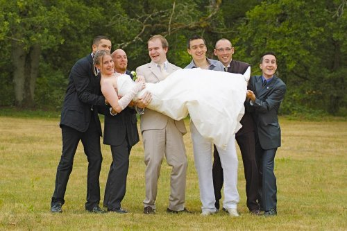 Photographe mariage - EURL Bernard POISSON  - photo 38