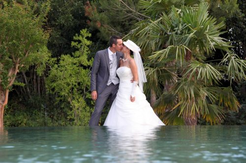 Photographe mariage - C.Cal CARREFOUR - photo 4