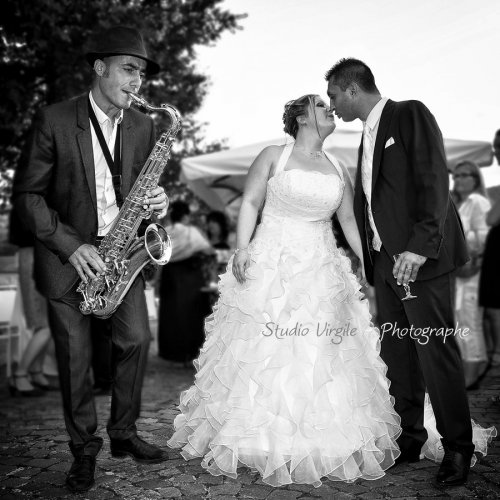 Photographe mariage - STUDIO VIRGILE Villefranche 69 - photo 6