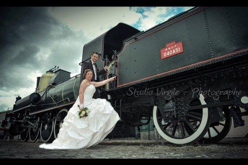 Photographe mariage - STUDIO VIRGILE Villefranche 69 - photo 3