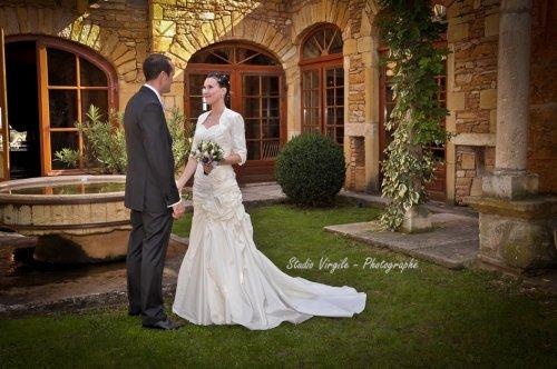 Photographe mariage - STUDIO VIRGILE Villefranche 69 - photo 12