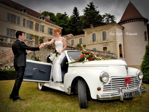 Photographe mariage - STUDIO VIRGILE Villefranche 69 - photo 15