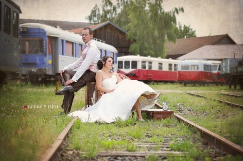 Photographe mariage - Photographies d'Antan - photo 8