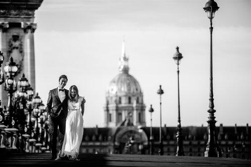 Photographe mariage - IVAN FRANCHET  Photographe - photo 1