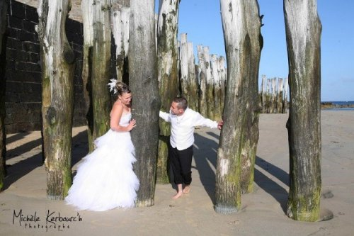 Photographe mariage - KERBOURC'H MICHELE - photo 57