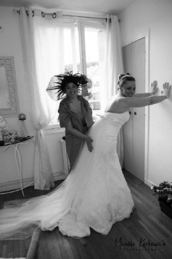 Photographe mariage - KERBOURC'H MICHELE - photo 9