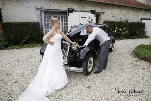 Photographe mariage - KERBOURC'H MICHELE - photo 41