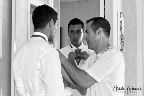 Photographe mariage - KERBOURC'H MICHELE - photo 17