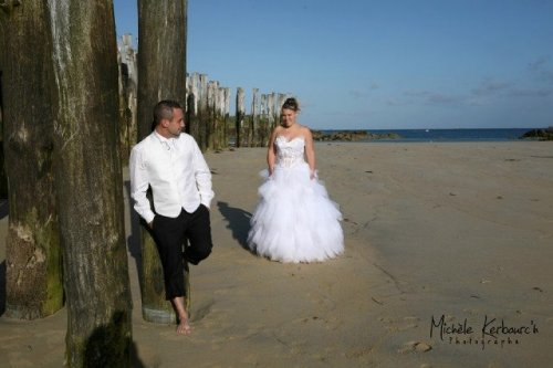 Photographe mariage - KERBOURC'H MICHELE - photo 58