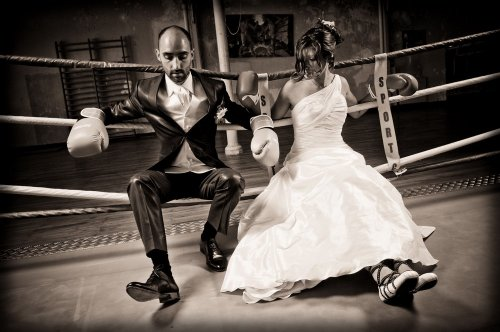 Photographe mariage - THOMAS LANGOUET Photographe - photo 25