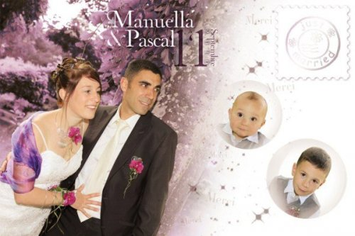 Photographe mariage - Angélique PARENT , PHOTOGRAPHE - photo 4