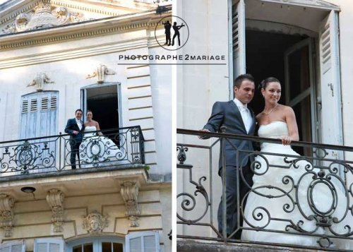 Photographe mariage - PHOTOGRAPHE2MARIAGE - photo 2