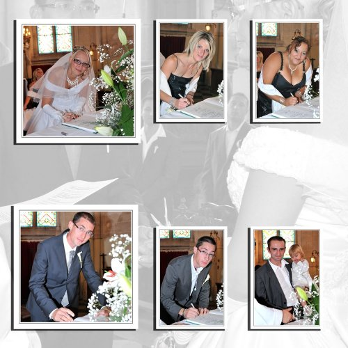Photographe mariage - Photo-horizon  événementiel - photo 35