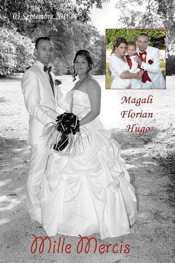 Photographe mariage -  FredReflex Photographe France - photo 15