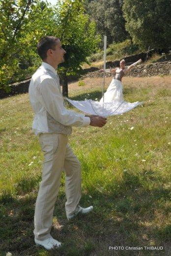 Photographe mariage - THIBAUD Christian, photographe - photo 16