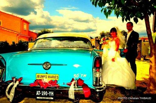 Photographe mariage - THIBAUD Christian, photographe - photo 4