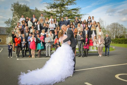 Photographe mariage - PHOTOGRAPHE JÉRÉMY CLEUZIOU - photo 16