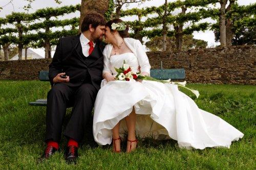 Photographe mariage - Enora Baubion  - photo 21