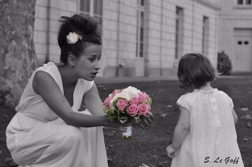 Photographe mariage - Séverine LE GOFF Photographie - photo 9