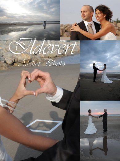 Photographe mariage - Ildevert atelier photo - photo 9