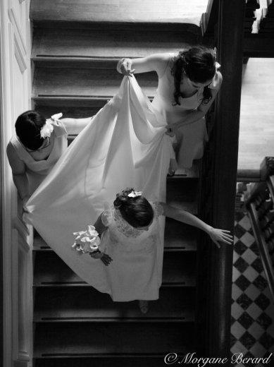 Photographe mariage - Morgane Berard Photographe - photo 31