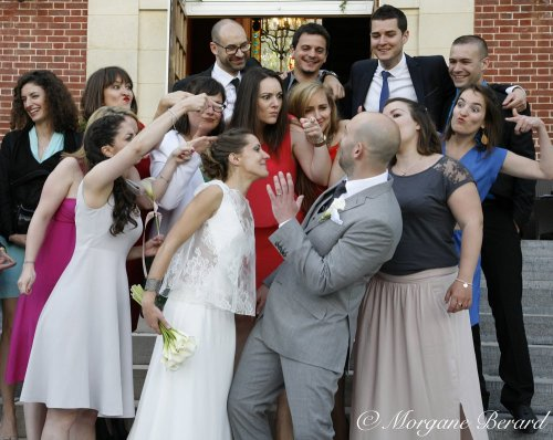 Photographe mariage - Morgane Berard Photographe - photo 47