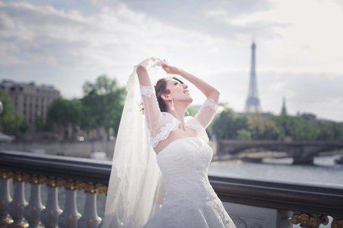 Photographe mariage - LLUM by Lucille Caballero - photo 11