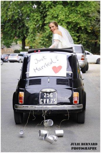 Photographe mariage - Julie BERNARD - photo 33