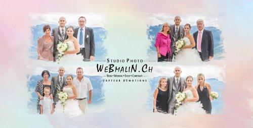 Photographe mariage - WeBmaliN Photographe Evian - photo 5