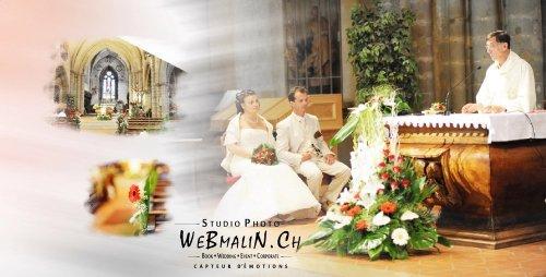 Photographe mariage - WeBmaliN Photographe Evian - photo 4