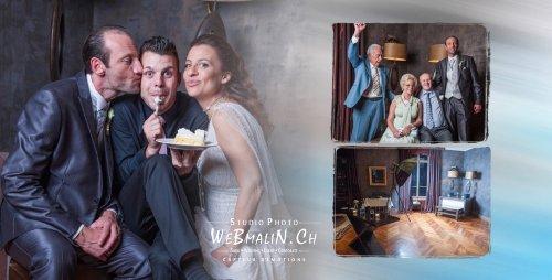 Photographe mariage - WeBmaliN Photographe Evian - photo 1