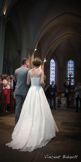 Photographe mariage - VINCENT BIDAULT IMAGE - photo 11