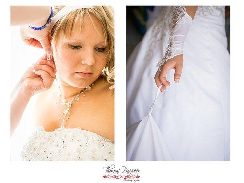 Photographe mariage - Thomas PASQUIER - photo 2
