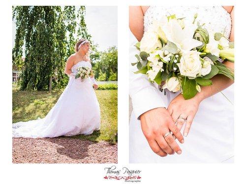 Photographe mariage - Thomas PASQUIER - photo 13