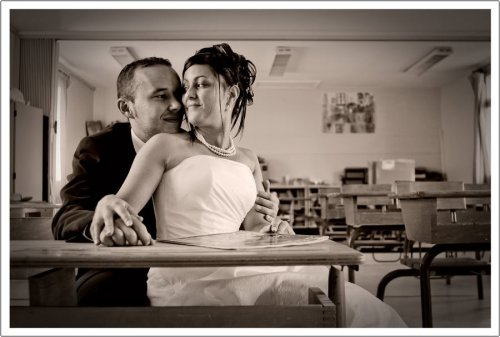Photographe mariage - Mickaël Denize - photo 9