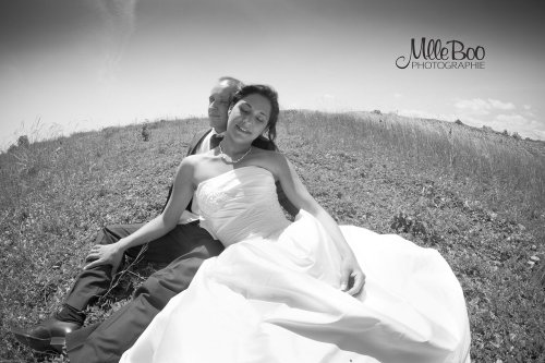 Photographe mariage - Sabine François ~ Mlle Boo - photo 1