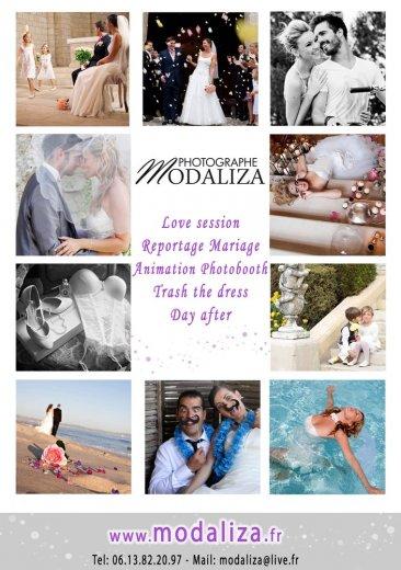 Photographe mariage - Modaliza Photo - photo 1