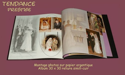 Photographe mariage - Michel Rebillard Photographe - photo 10
