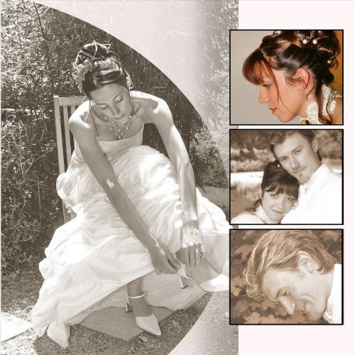 Photographe mariage - Michel Rebillard Photographe - photo 29