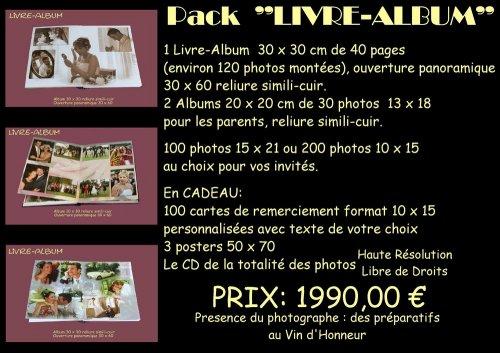 Photographe mariage - Michel Rebillard Photographe - photo 41