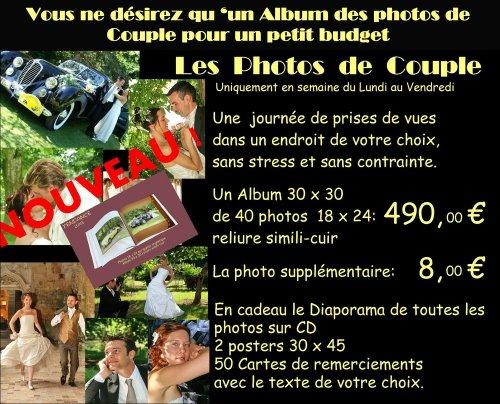 Photographe mariage - Michel Rebillard Photographe - photo 44