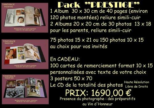 Photographe mariage - Michel Rebillard Photographe - photo 40