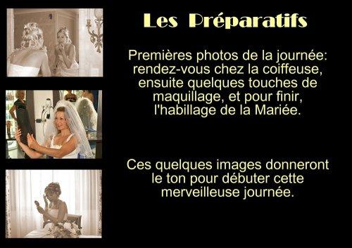 Photographe mariage - Michel Rebillard Photographe - photo 1