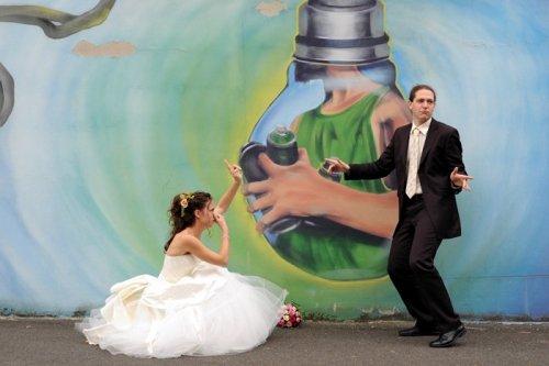 Photographe mariage - myriam le belleguy - photo 14