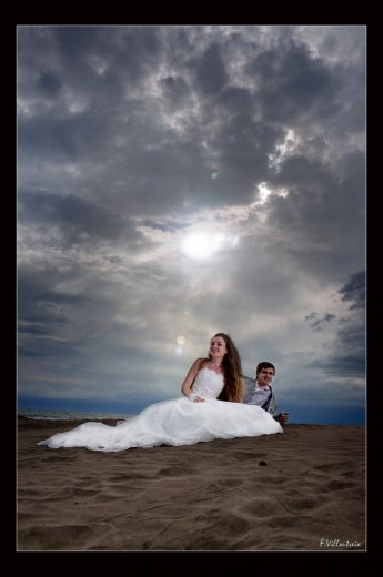 Photographe mariage - Fabrice Villoutreix Photo - photo 21