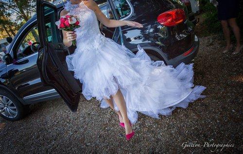 Photographe mariage - Nathalie et J-François GUILLON - photo 1